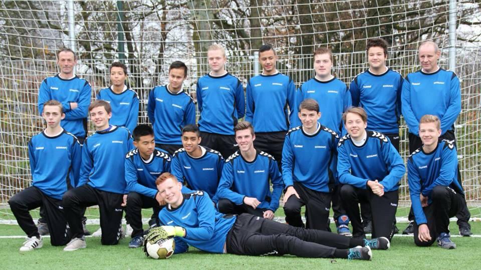 Sponsering elftal FC Waterwijk